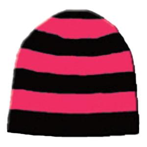 beanie_black_pink