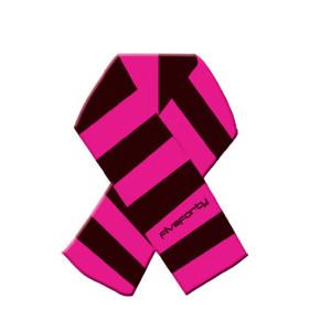 scarfc black pink