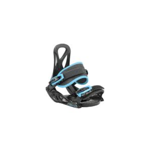 StandardJunior-bindings-black-blue